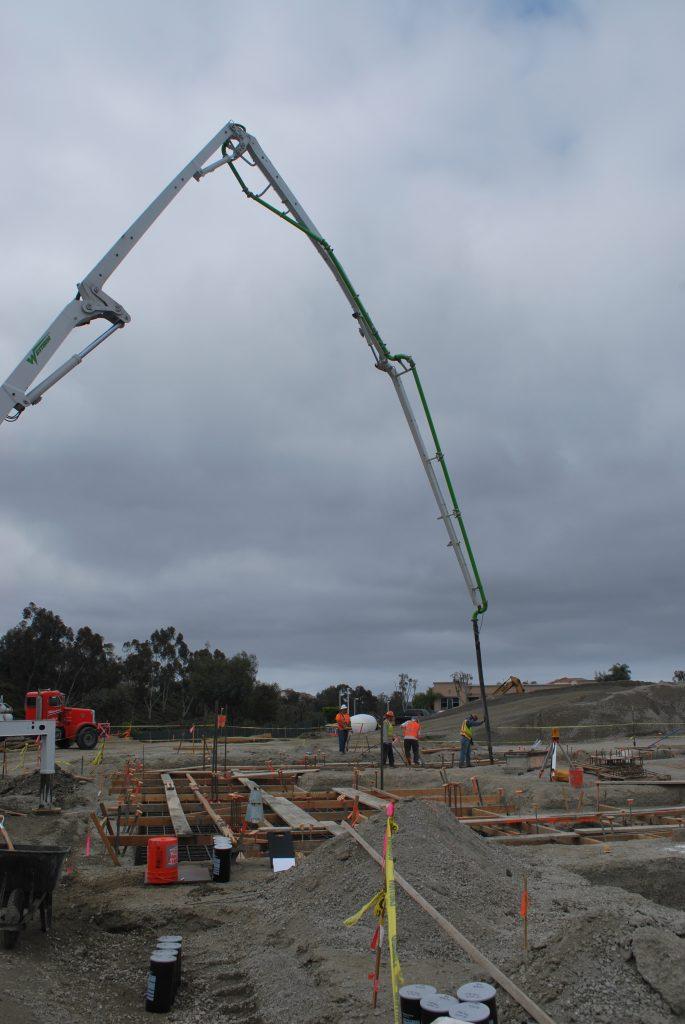Construction Deputy Inspection - Concrete Placement Inspection